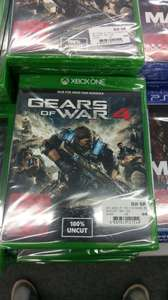 Gears of War 4 Media Markt Porta Westfalica