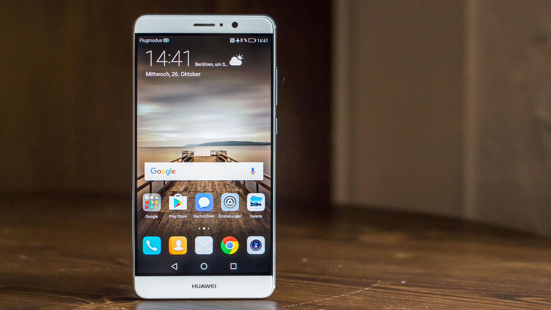 [TVCMALL.com] HUAWEI Mate 9 (MHA-AL00) 4G LTE 4GB / 32GB Kirin 960 Octa Core Smartphone 5,9 Zoll Android 7,0 Smartphone für 611,80€