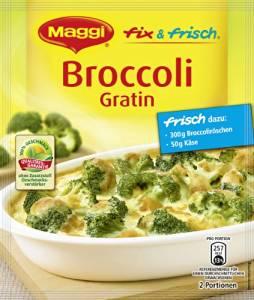 Broccoli-Gratin bis zum Umfallen: 36 Packungen von Maggi Fix für 11 statt 35 € [Amazon]
