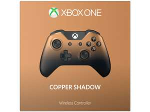 Xbox One Wireless Controller Copper Shadow Special Edition für 31,79€ inkl. Versand [amazon.fr]