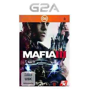 Mafia III Key [PC Spiel] STEAM Digital Download Code