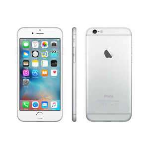 Apple iPhone 6 64GB Spacegrau Apple  Austauschgerät 1 Jahr Garantie ohne Zubehör