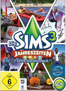 Die Sims 3 Jahreszeiten Addon