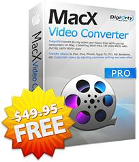 MacX Video Converter Pro GRATIS (MacOS)