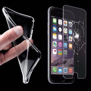 Handyhülle + 2X Panzer Glas Folie für Apple,Samsung,Sony,LG  und andere @ebay 3,99€
