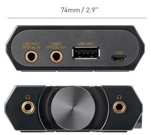 Creative Sound Blaster E5 USB-Soundkarte, Bluetooth aptX, Powerbank 3200 mAh direkt von Creative (Sitz in Irland)