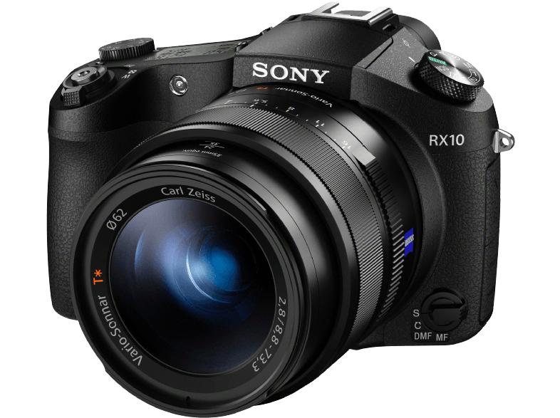 Sony Cyber-shot DSC-RX10 für 599€bei Saturn - 20,2 Megapixel Bridgekamera mit BIONZ X, 1,4 Megapixel OLED Sucher, NFC @bf2016
