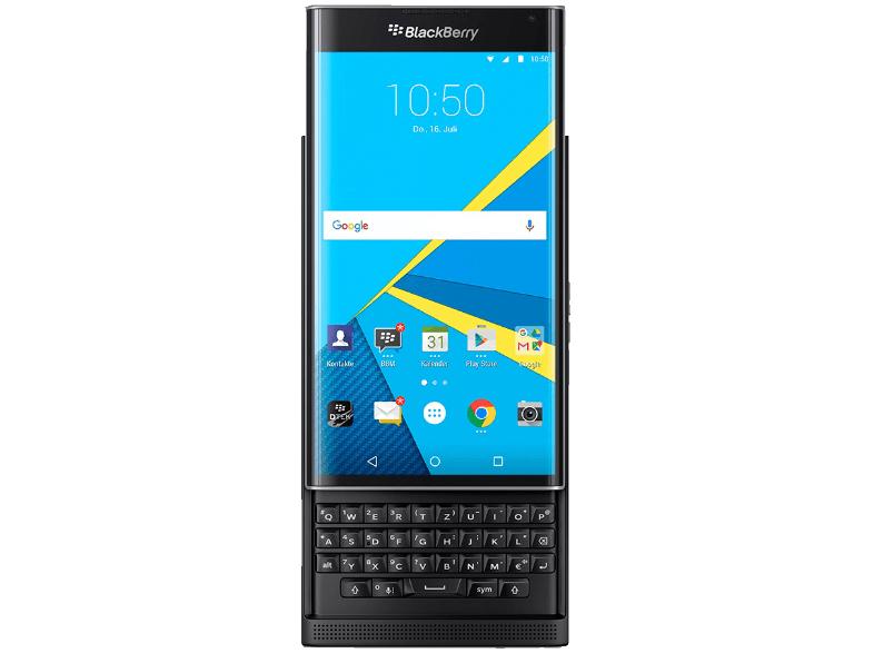 """BlackBerry PRIV für 379€ bei Saturn - 5,4"""" Android 6.0-Smartphone mit LTE *UPDATE* @bf2016"""