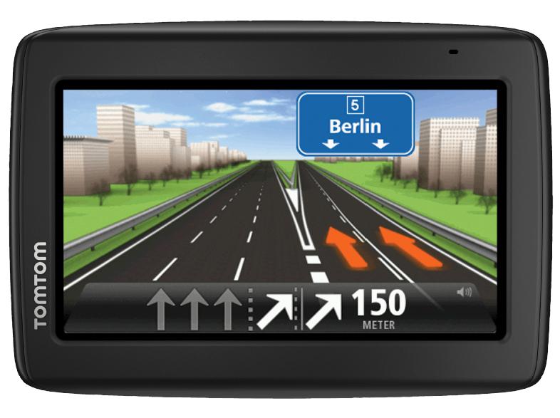 """TomTom Start 20 M Central Europe Traffic für 89€ - 4,3"""" Navi für 19 Länder inkl TMC, Fahrspurassistent, Parkassistent, IQ Routes @bf2016"""