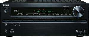 Onkyo TX-NR616 NEU Schwarz 7.2-Kanal AV-Netzwerk-Receiver