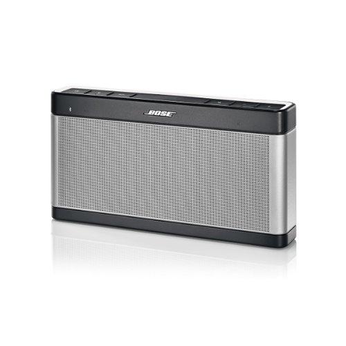 Bose SoundLink Bluetooth Lautsprecher III silber für 229€ inkl. Versand + 20€ Cashback von Bose [amazon, saturn, cyberport]