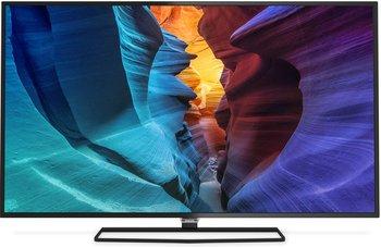 [Mediamarkt Tpss] Philips 50PUK6400 126 cm (50 Zoll) 4K Ultra HD Fernseher, LED-Backlight, 700 Hz, DVB-T/-C/-S2 Empfänger, HbbTV, Internetfähig, WLAN, Video on Demand für 499,-€ Versandkostenfrei