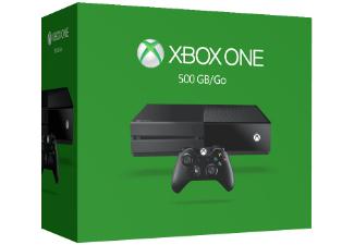 MICROSOFT Xbox One 500GB (matt) SaturnOnline