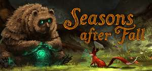 [STEAM] Seasons after Fall 40% reduziert