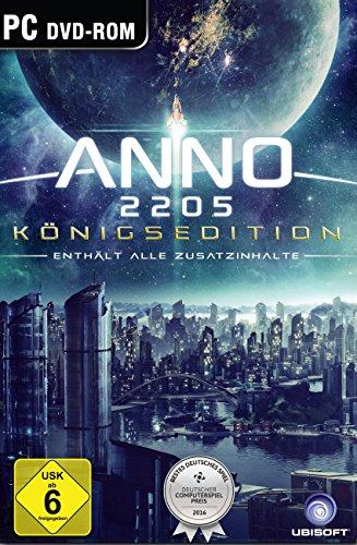 """Preissturz von """"ANNO 2205 - Königsedition"""""""