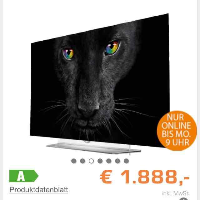 Saturn online LG 55EF9509 OLED TV