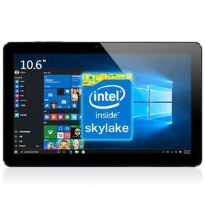 Cube i7 Book 2 in 1 Tablet PC  -  DEEP BLUE