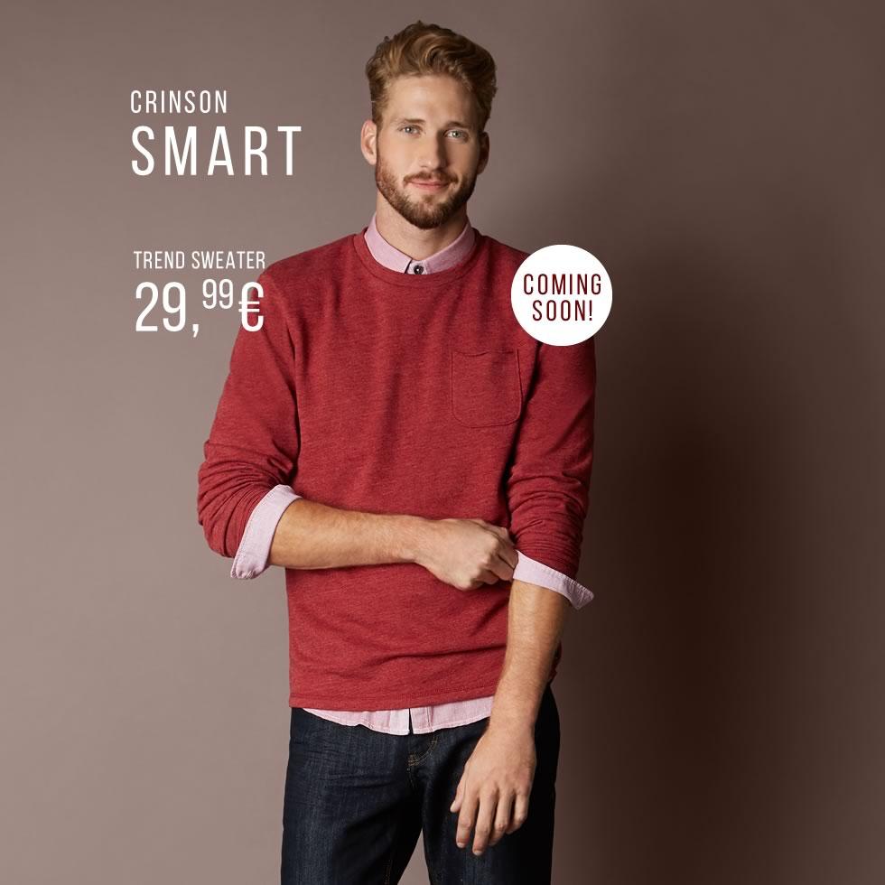 20€ Rabatt auf alle Pullover und Sweater bei Tom Tailor (+Jacken, Hosen, Jeans)