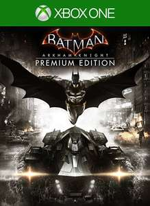 Batman - Arkham Knight - Premium Edition - Xbox One - Canada Store