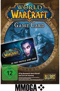 WoW Gamecard 60 Tage Spielzeit
