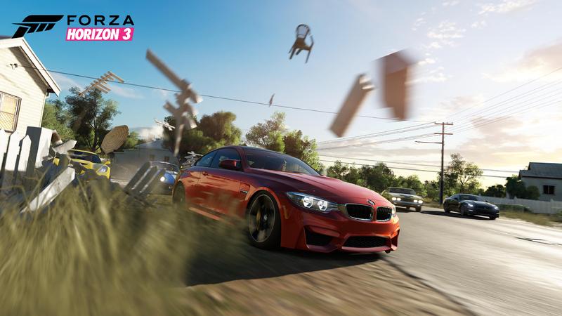 Forza Horizon 3 (englisch) Xbox One für Grenzgänger/Niederlande