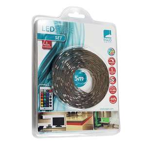 DealLx Shop 5 M LED RGB Stripe Eglo 14,98