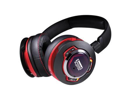 [Creative.com] Wireless Gaming Headset Sound Blaster EVO ZxR für 99,99€ statt 160€ (idealo)