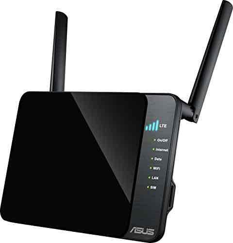 [Amazon.de] Asus 4G-N12 N300 LTE WLAN-Router (Wi-Fi 802.11 b/g/n, SIM Slot, LTE)