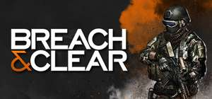 [Steam] Breach & Clear (-90%)