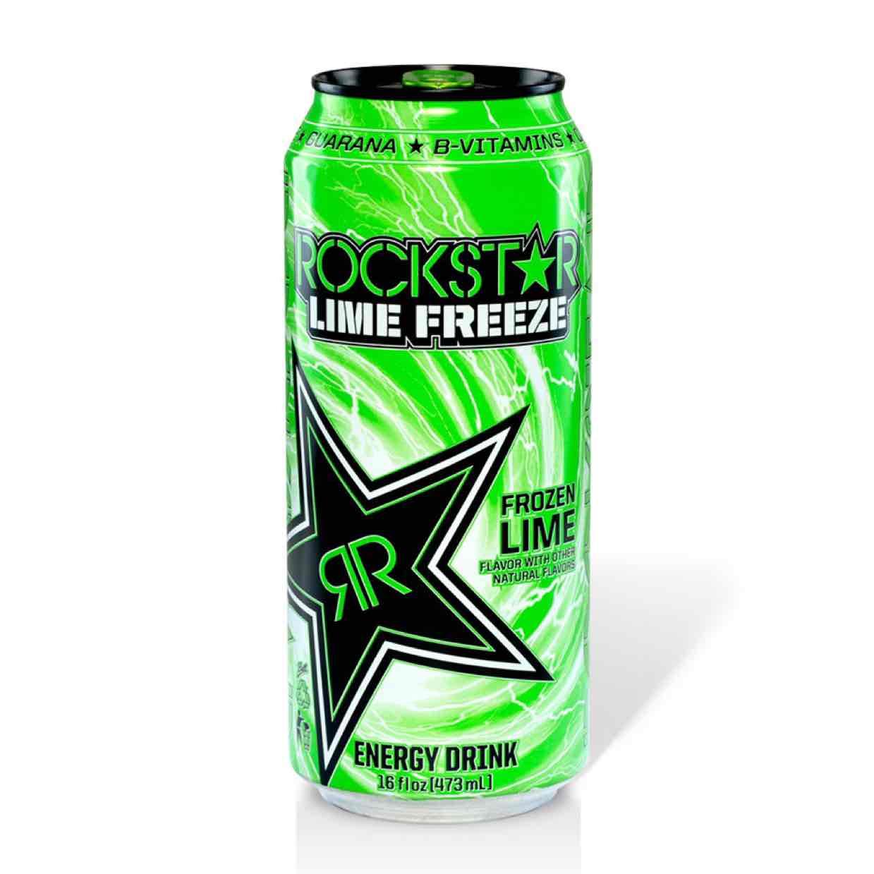 Rockstar Free Lime bei H&P Siebengewald NL - Grenze Kleve/Goch