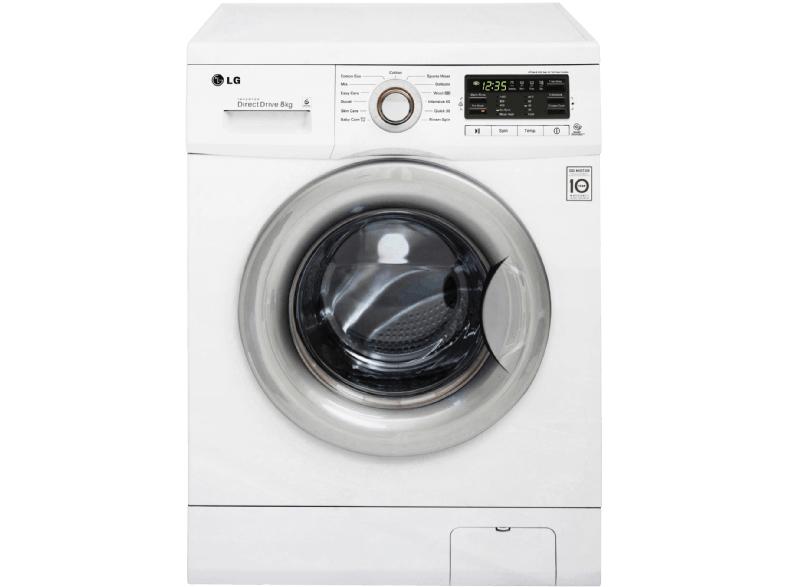 @Media Markt : LG F14B8TDA7H Waschmaschine mit 8kg 1400U/min A+++