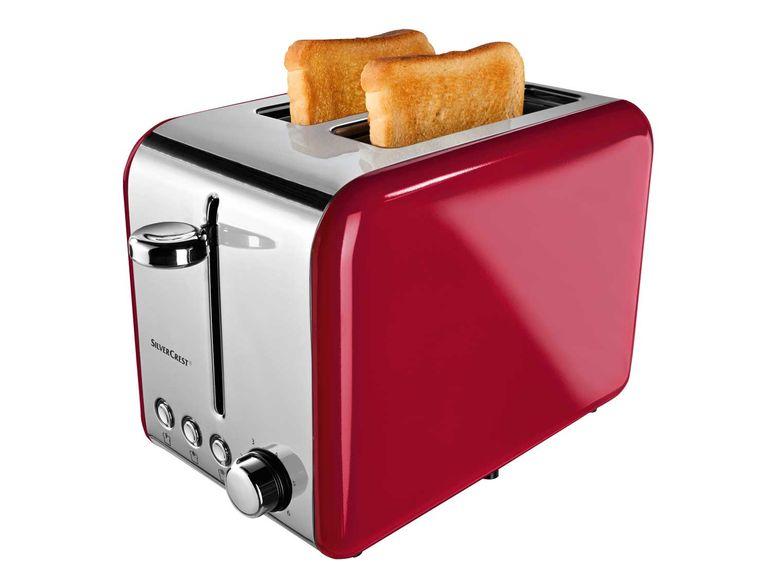 SILVERCREST Toaster für 1,79€ + 4,95 € VSK