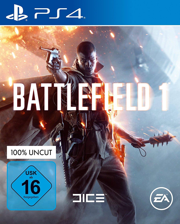 Battlefield 1 (PS4 / XBO) für je 39,97€ [Amazon]