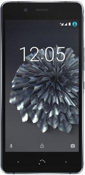 BQ Aquaris X5 Plus LTE + Dual-SIM (5'' FHD IPS, Snapdragon 652 Octacore, 3GB RAM, 32GB eMMC, 16MP + 8MP Kamera, Fingerabdruckscanner, kein Hybrid-Slot, 3200mAh, Android 6) ab 233,99€ [NBB + Saturn]