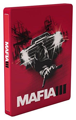 Mafia 3 mit Steelbook für PS4, Xbox One und PC - Zusatzinfo: Ebay Wert des Steelbooks etwa 20 Euro [amazon.de]