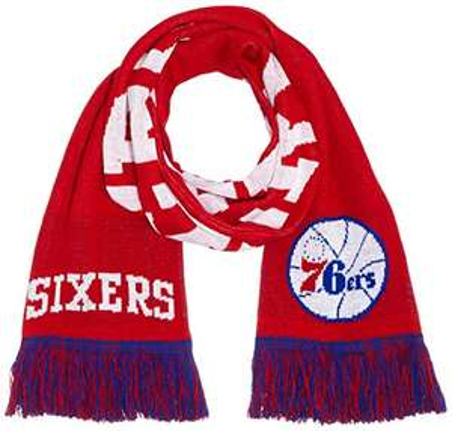 Diverse NBA Fan Schals z.B. Philadelphia 76ers für 3,68€ @ Amazon WHD + NEU (Prime)