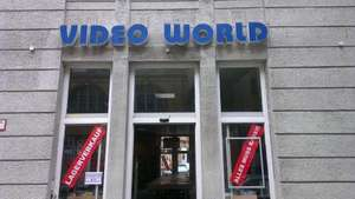 [lokal] DVD Ausverkauf Video World in Berlin wedding