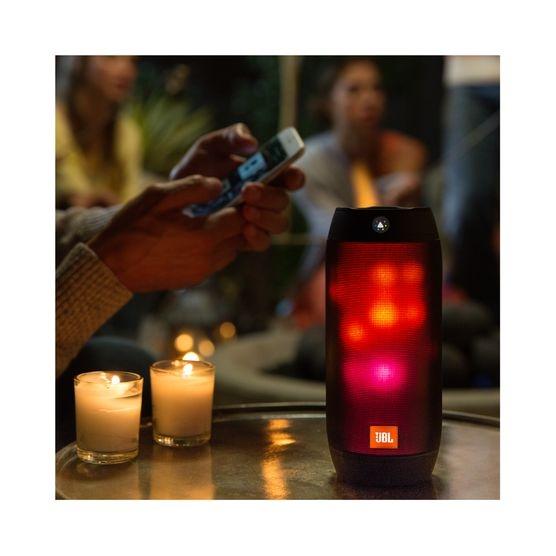 JBL Pulse 2 für 109,99€bei NBB mit Masterpass - bunter Partylautsprecher mit LED's, spritzwassergeschützt @bf2016