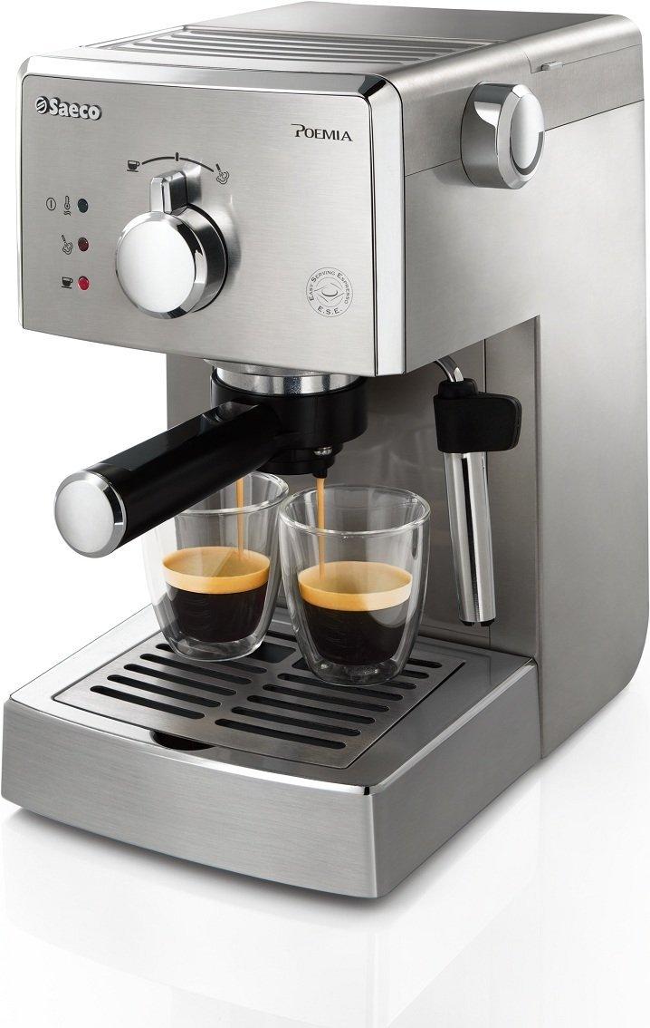 Philips Saeco Poemia HD8427/11 Espresso Maschine 1L - 2 Tassen bei top12