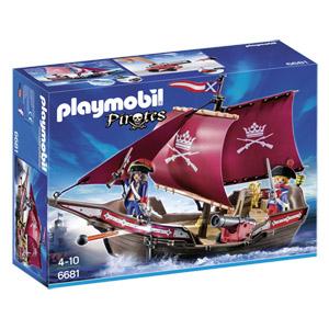 [real.de] Playmobil Piraten - Soldaten-Kanonensegler für 20€ bei Abholung oder 2 Stück für 35€ inkl. Versand
