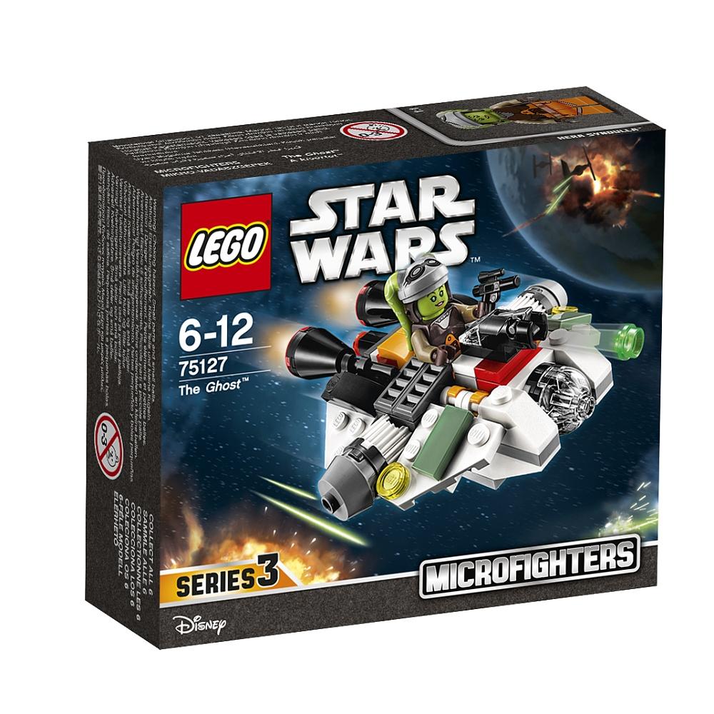 Nimm 3 zahl 2 - Lego Star Wars Microfighter, verschiedene Modelle, 3 Stück für 19,98€ bei Abholung @ [ToysRUs] #BF2016