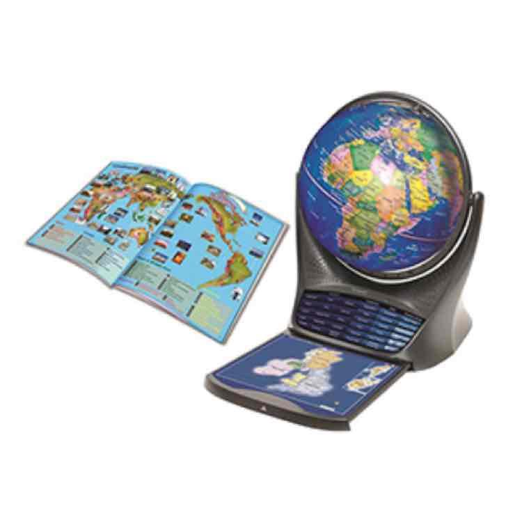 [Real.de] Jumbo Oregon Scientific Smart Globe 3 Globus