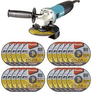 Makita Winkelschleifer GA5030 125 mm 720W inkl. 20 Trennscheiben 0,8mm nochmal  günstiger