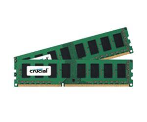 Billiger RAM! Crucial 8GB DDR3 Kit für 19,45