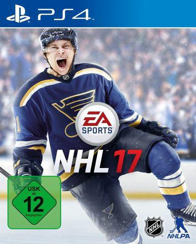 NHL 17 (PlayStation 4)  für 41,99 bei Bücher.de