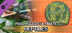 [STEAM] Puzzle Pack: Reptile DLC @DailyIndieGame