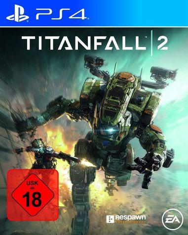 Titanfall 2 (29,99€) / Battlefield 1 (38,99€) PS4 & Xbox One [buecher.de]