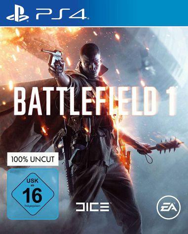 (Buecher.de) Battlefield 1 (PS4/Xbox One) für 38,99€