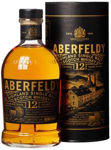 [Amazon.de] Aberfeldy Highland Single Malt Whisky 12 Jahre (1 x 0.7 l)