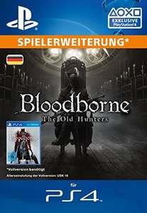 Bloodborne The Old Hunters [DLC] [PS4 PSN Code] [Amazon]